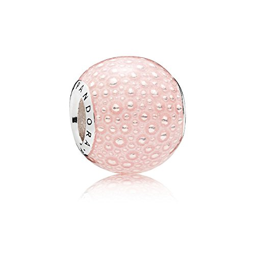 Pandora Charm Pink Enchantment Moments Sterling Silber, Emaille 797091EN160