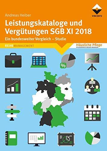 Leistungskataloge und Vergütungen SGB XI 2018: Ein bundesweiter Vergleich - Studie
