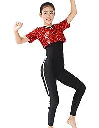 Sanlutoz Niño Chicas Camiseta Ropa y Pantalones Traje de falda corto Set de  2 piezas · EUR 7 19efbec1961