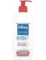 MIXA Intensif Peaux Sèches Lait Corps Multi-Confort Cold Cream 250 ml