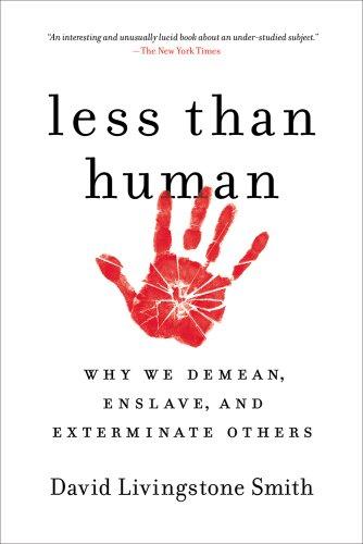 Less Than Human por Livingstone, David Smith