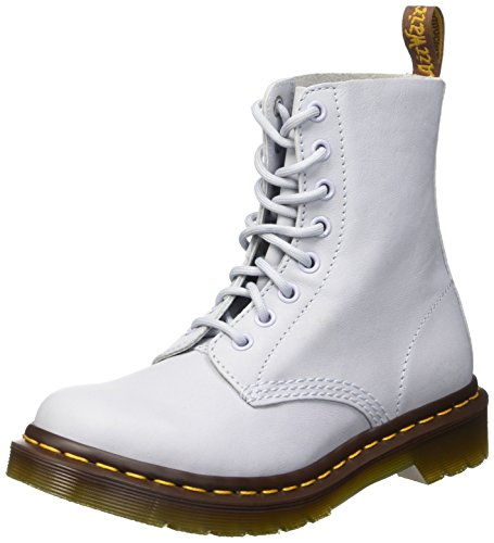 Dr. Martens Pascal Virginia, Scarpe a Collo Alto Donna, Blu (Blue Moon), 37 EU