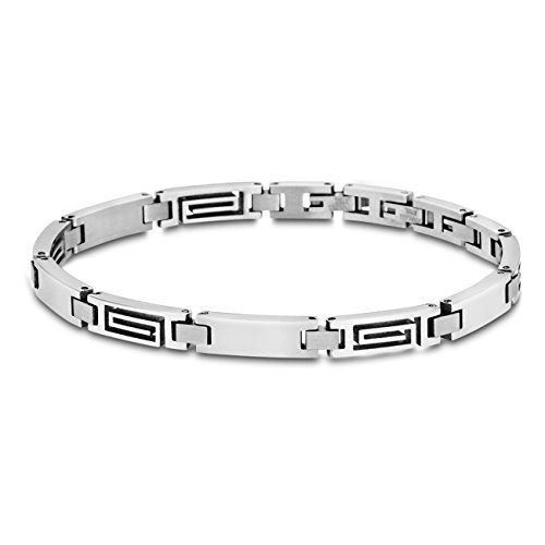 Lotus Style Edelstahl Armband LS1798-2/1 Herren Armschmuck Silber D2JLS1798-2-1