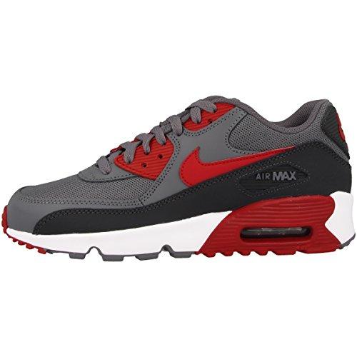 Schuhe Jungen Sport Nike (Nike Jungen 833418-007 Turnschuhe, 37,5 EU)