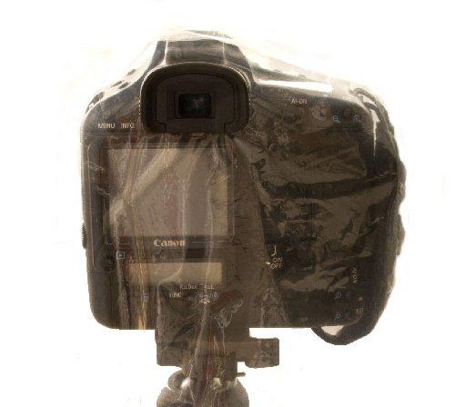 Protection de pluie pour appareils photo reflex (lot de 2)