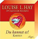 Du kannst es! - Karten: 120 inspirierende Botschaften - Louise Hay