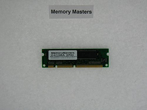 8 Mb Hp-drucker (8MB Drucker Speicher-Upgrade für HP Laserjet 11001100A (C4136A) (memorymasters))