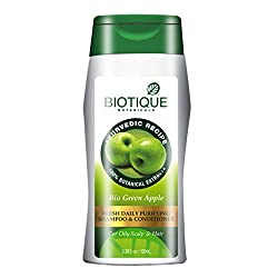 Biotique Bio Green Apple Shampoo, 100ml