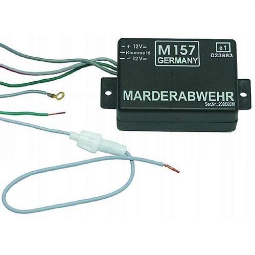 Kemo Electronic Marderabwehr [M157] 12V Auto Garage Kfz Marderschreck