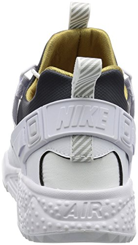 Nike 806979-100, espadrilles de basket-ball homme Blanc