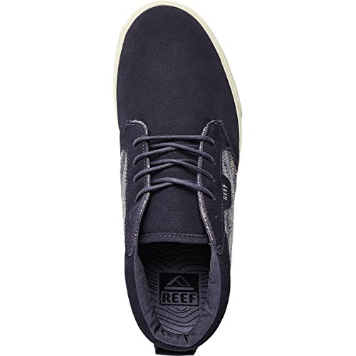 Reef Outhaul Premium Heathered Navy Heathered Black
