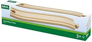 Brio - 33332 - Circuits de train en bois - Rails ascendants