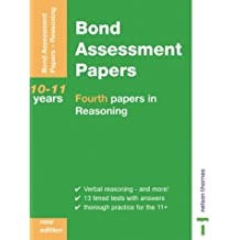 Bond Assessment Papers: Fourth Papers in Verbal Reasoning - 10-11 Years