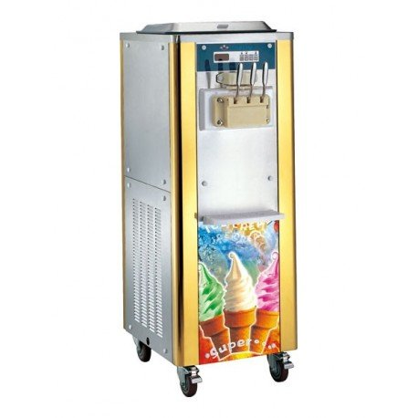 Machine à soft ice / glaces à l'italienne BQ626YA