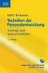 Techniken der Personalentwicklung: Trainings- und Seminarmethoden