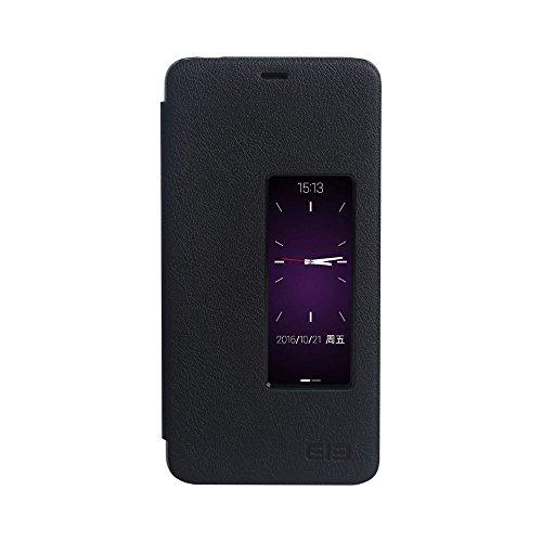 Original Elephone S7 Pu Leder Kunstleder Flip Cover mit Plastik Etui Handy Tasche Hülle Case Handytasche Handyhülle Schutzhülle