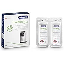 DeLonghi EcoDecalk - Descalcificador para cafeteras (4unidades x 100ml)