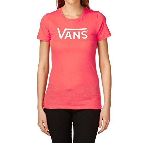 Vans Damen T Shirt Allegiance, sorbet, L, VNW80E2 (Tee Allegiance)