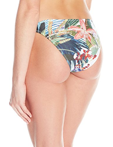 Desigual, Sensation 1 - Bikinis - Bottoms para Donna, Color Azalea, Talla Medium