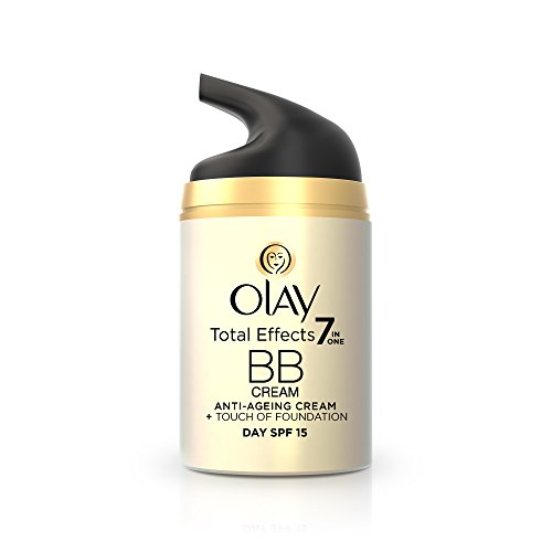 Olay Total Effects Anti-Ageing Bb Day Cream With Touch Of Foundation SPF 15 (50GM)