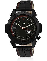 KILLER Analogue Black Dial Men's Watch - KLW5008A
