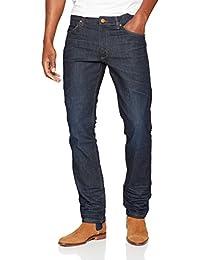 Wrangler Herren Straight Jeans Greensboro