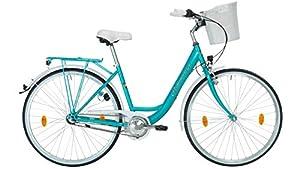 PERFORMANCE Citybike Damen Pisa, 26/28 Zoll, 3 Gang, Rücktrittbremse 71,12 cm (28 Zoll)