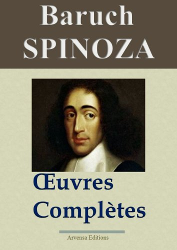 Spinoza : Oeuvres compltes et annexes - 16 titres  - Annots