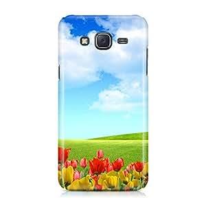 Hamee Designer Printed Hard Back Case Cover for Samsung Galaxy J7 2016 Edition Design 5087