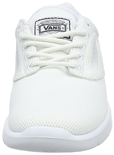 Vans ISO 1.5, Baskets Mixte Adulte Blanc (Mesh)