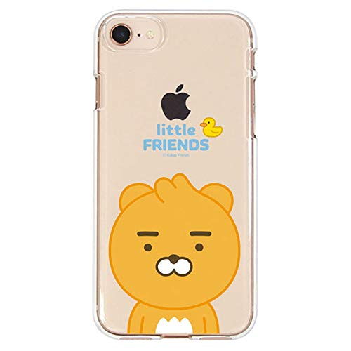 buy popular 9a606 44240 Kakao Friends Little Jelly Coque pour Apple iPhone Série iPhone XR Ryan