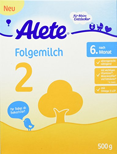 Alete 2, 4er Pack (4 x 500 g)