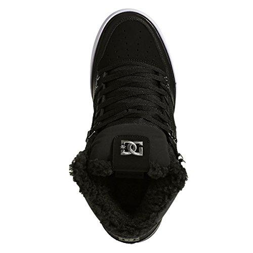 Wc DC alte Wnt Uomo High Nero Spartan Sneaker qr7ErF