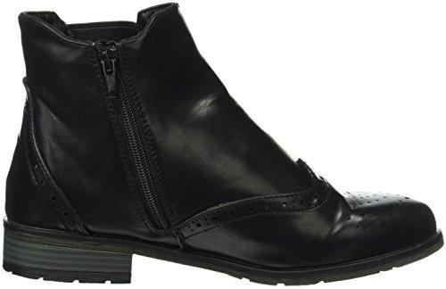 Jane Klain Chelsea Boot, Bottes Classiques femme Noir - Noir (000)