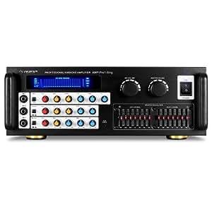Auna Pro1-Sing - audio amplifiers (Clamp terminals, 20 - 20000 Hz)