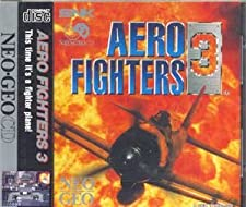 AERO FIGTHERS 3 Neo-Geo CD Version Japonaise
