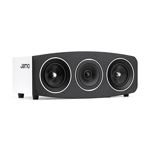 Jamo 1060863Lautsprecher für MP3& iPod schwarz, weiß -