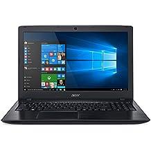 "Acer ASPIRE E 15 E5-575G-58R2 NX.GDZEB.041 - Portátil 15.6"" LCD LED HD, Intel Core i5-7200U 2.5 GHz, HDD 1 TB + SSD 128 GB, 8 GB de RAM, nVidia GeForce GTX 950M 2 GB - Negro"