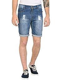 Krystle Men's Denim Shorts