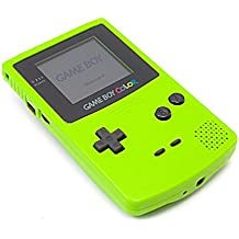 Game Boy Color Vert Pomme