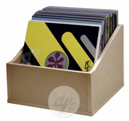 Glorious DJ Record Box Advanced weiß 110