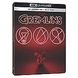 Gremlins [4K Ultra HD + Blu-Ray-Édition boîtier SteelBook]