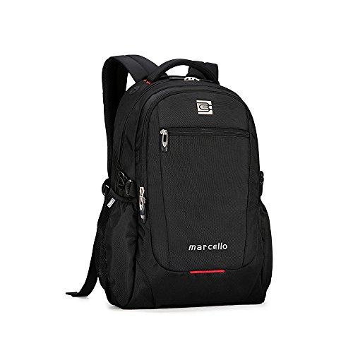 Evay Slim Business 17 Inch Laptop Backpack Waterproof And Tear