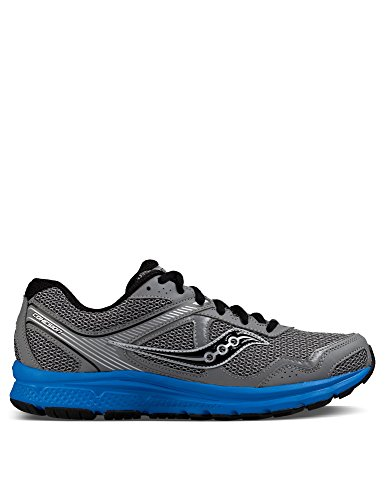 Saucony Men's Cohesion 10 Men's Footwear Grey