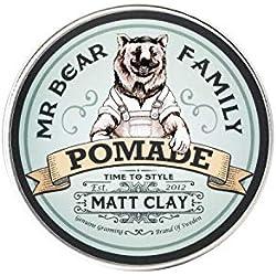 Mr. Bear Family-mate Clay pomade-100ml