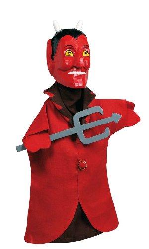 Handpuppe - Teufel