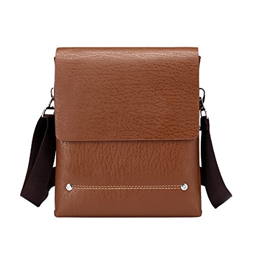 Yy.f Temperament Mode Großraum-Herrentaschen Multi-Layer-Farbband Geschäftsreise Rucksack Gezeiten Klassische Praktische Computer-Tasche. 3 Farben Black