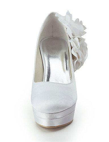 WSS 2016 Chaussures de mariage-Bleu / Rouge / Blanc / Beige-Mariage / Habillé / Soirée & Evénement-Talons / Bout Arrondi-Plates-Homme 4in-4 3/4in-red