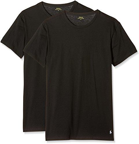 Ralph Lauren - Camiseta para hombre, Pack x 2