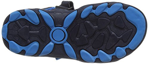 Hummel  Sandal Sport Jr, Sandales mixte enfant Bleu - Blue (Dress Blue 7459)